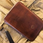 leather tablet sleeve back
